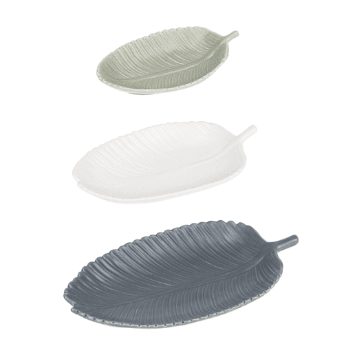 Feather Trinket Dish (3 pc. set)