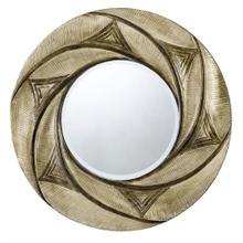 Ponza Rond Pu BeveLED Mirror