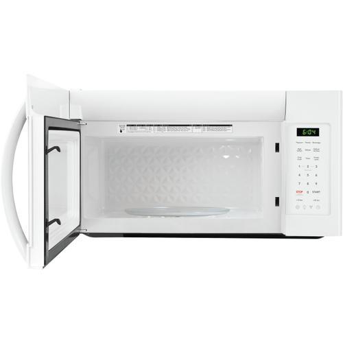 Frigidaire - Frigidaire 1.8 Cu. Ft. Over-The-Range Microwave