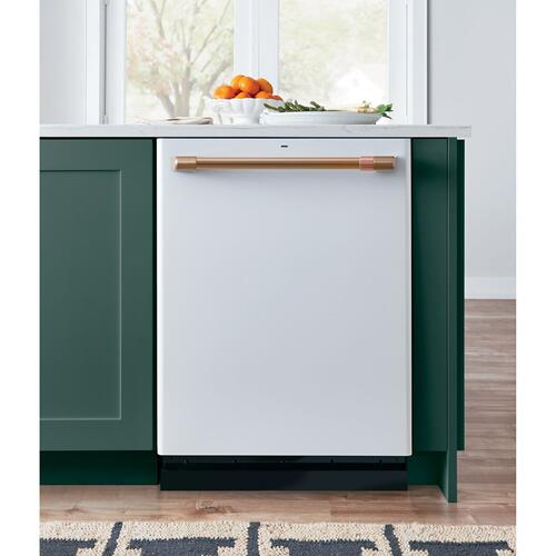 Gallery - Café™ Stainless Interior Built-In Dishwasher with Hidden Controls