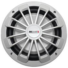 "Nautic Series 10"" 600-Watt Shallow Subwoofer (No Illumination)"