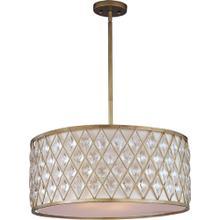 Diamond 4-Light Pendant