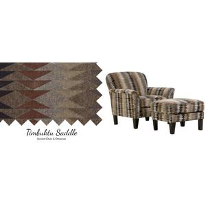 Timbuktu Saddle Accent Chair