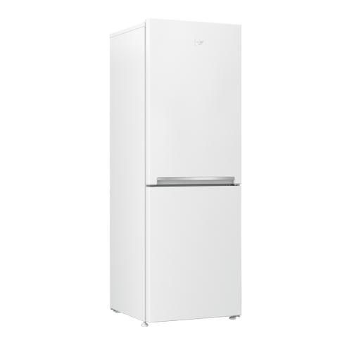 """24"""" Freezer Bottom White Refrigerator"""