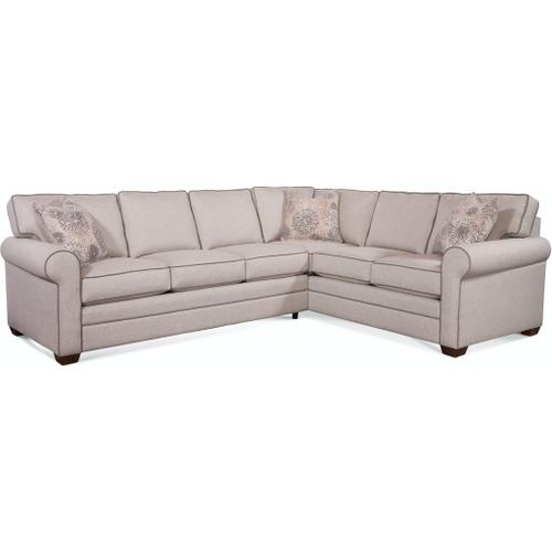 Braxton Culler Inc - Bedford Two-Piece Corner Sectional