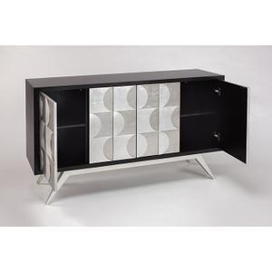 "Cabinet 65.5x18x35"""