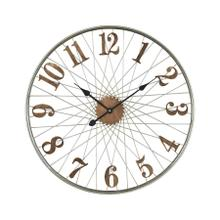 Moriarty Wall Clock