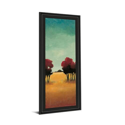 "Classy Art - ""A New Day I"" By Angelina Emet Framed Print Wall Art"