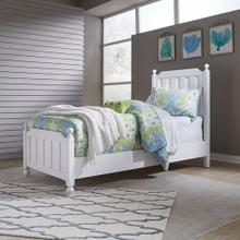 Twin Panel Headboard & Footboard