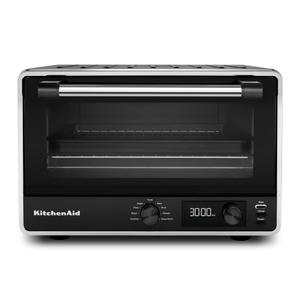 KitchenAidDigital Countertop Oven - Black Matte