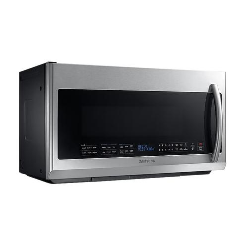 2.1 cu. ft. Over-the-Range Microwave with Sensor Cooking in Fingerprint Resistant Stainless Steel