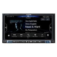 7-Inch Multimedia Receiver with GPS Navigation