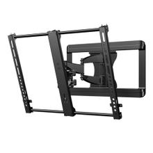 "Full-Motion+ Mount For 37"" - 55"" flat-panel TVs up 75 lbs."