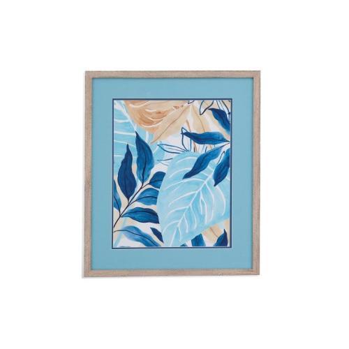 Bassett Mirror Company - Blue Jungle IV