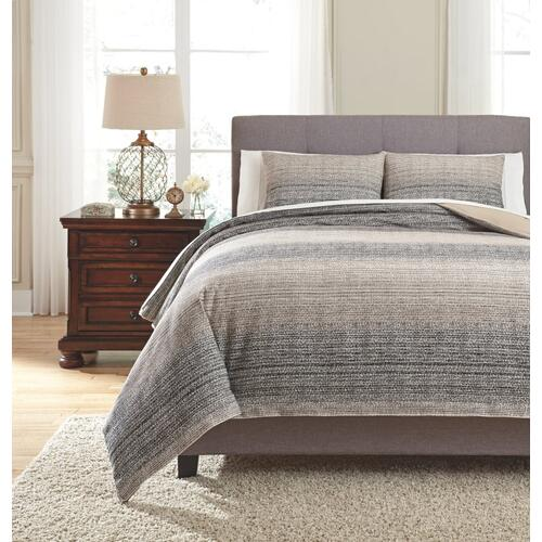 Arturo 3-piece Queen Duvet Cover Set