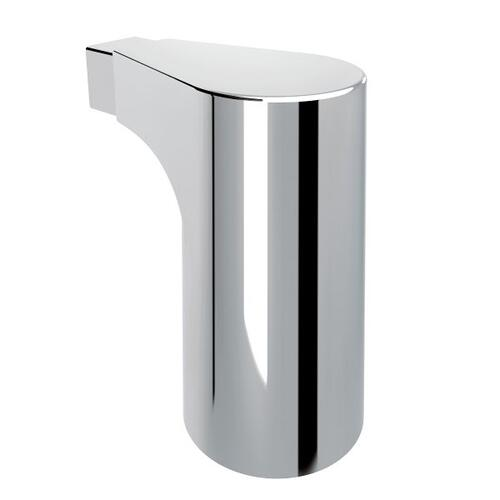 Edgestone chrome mounting posts
