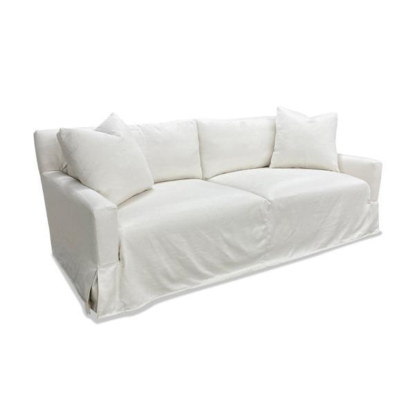 See Details - Viscount Slipcover Mini Sofa