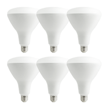 purePower BR40 LED  6-Pack Dimmable purePower BR40 LED