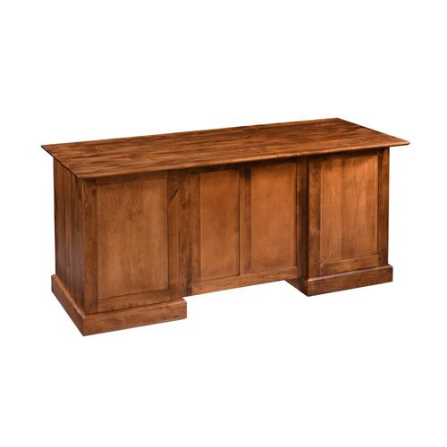 See Details - Executive Desk - Flip Down Drawer Front