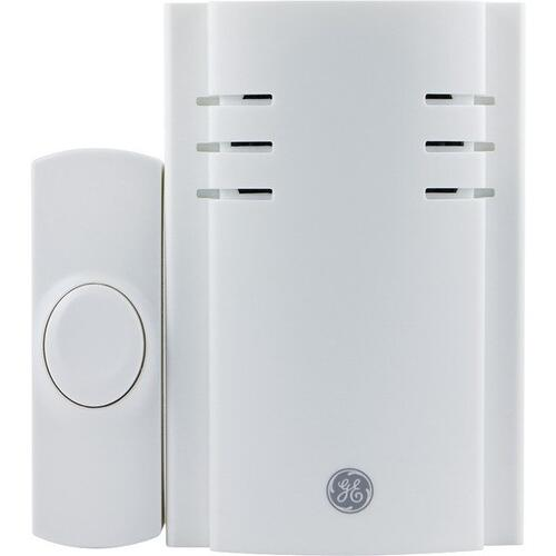 8-Melody Plug-in Door Chime with Push Button