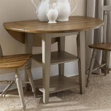 View Product - Drop Leaf Leg Table