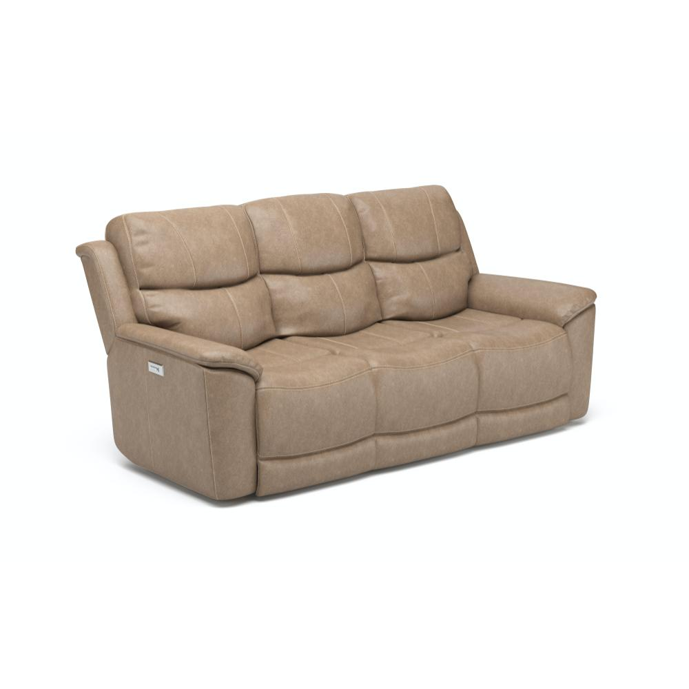 See Details - Cade Power Reclining Sofa with Power Headrests and Lumbar