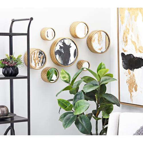 Covington Wall Mirrors - Set of 7