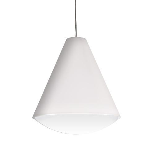14w LED Pendant, White -790