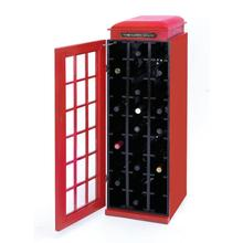 """See Details - WD WINE CABINET 14""""W, 41""""H"""