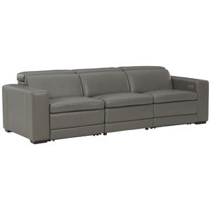 Texline 4-piece Power Reclining Sofa