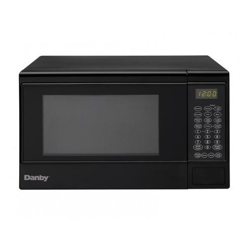 Danby - Danby 1.4 cu. ft. Black Sensor Countertop Microwave