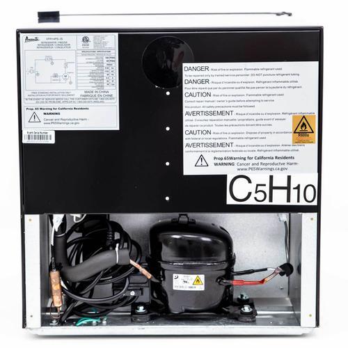 Avanti - 1.4 cu. ft. Refrigerator or Freezer