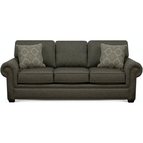 England Furniture - 2255N Brett Sofa with Nails