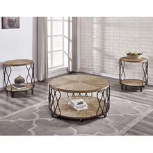 Belcourt 3-Piece Set(Cocktail & 2 End Tables)