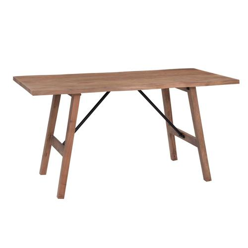 Tahoe 69-inch Live Edge Counter Table