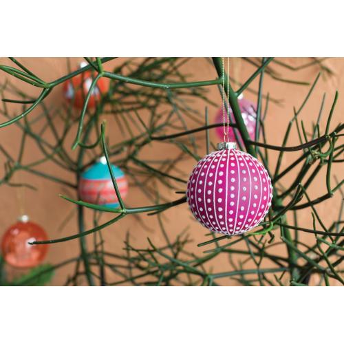 """3"""" Nostalgia Ornament (Dot Option)"""