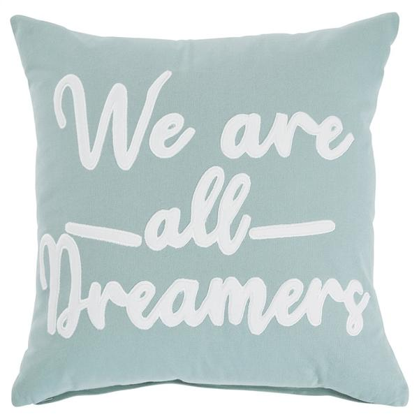 See Details - Dreamers Pillow (set of 4)
