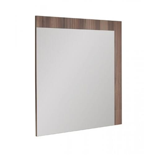 Nova Domus Matteo - Modern Italian Walnut Mirror