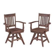Stone Harbor Swivel Chair (set of 2)