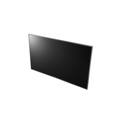 "86"" UL3G-B Series IPS UHD Commercial Display Monitor with Built-in Quad Core SoC, webOS 4.0 Smart Signage Platform, Crestron & Cisco compatible, & built-in speaker"