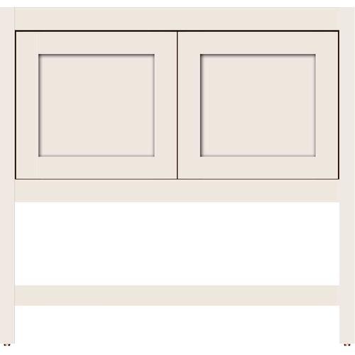 Strasser Woodenworks - Alki Spa vanity