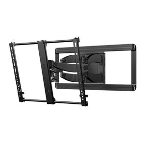 """SanusFull-Motion+ Mount For 46"""" - 90"""" flat-panel TVs up 150 lbs."""