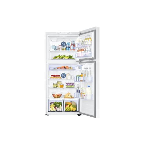 RT18M6213WW Top Mount Refrigerator with Flex Zone, 17.6 cu.ft