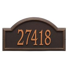 Providence Arch - Estate Wall - One Line - Oil Rubbed Bronze