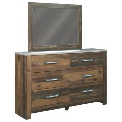 Chadbrook Dresser and Mirror