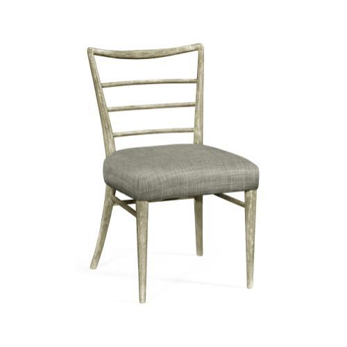 Pensacola Grey Oak Dining Side Chair