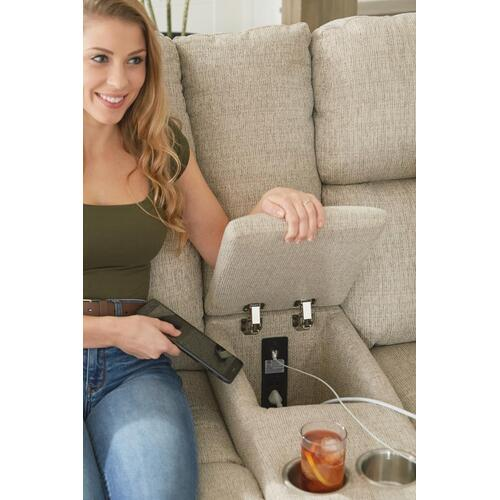 Power Lay Flat LSF Recliner