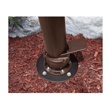 View Product - In-Ground Mount Kit