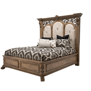 Eastern King Bed (4 pc) Non Storage