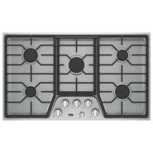 "36"" Built-In Gas Cooktop with 5 Burners"
